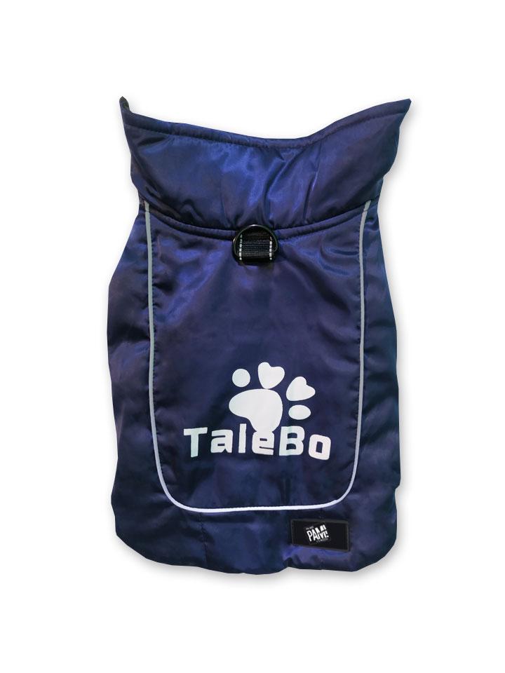 Parca sin manga Talebo Azul
