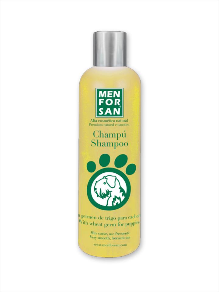 Shampoo germen de trigo para cachorros