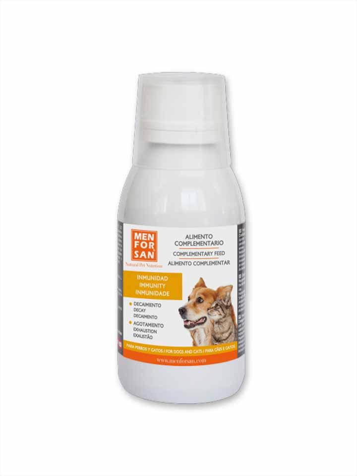 Alimento Complementario Inmunidad para perros y gatos
