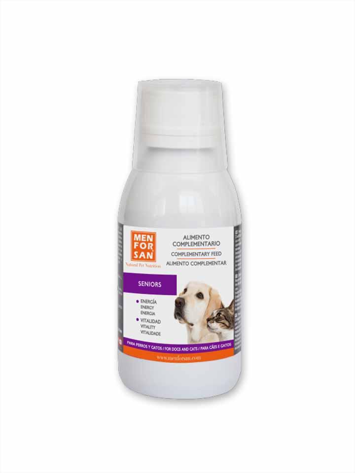 Alimento Complementario Seniors para perros y gatos