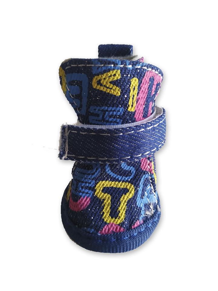Zapatos de Jeans